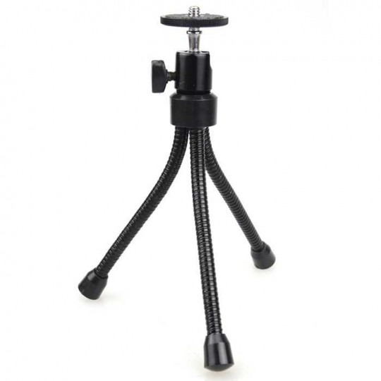 Mini Stativ Tischstativ Tripod Digital kamera Handy Camcorder DSLR Webcam